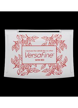 Versafine Satin Red