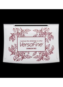 Versafine Crimson Red
