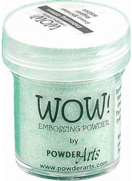 WOW Embossing glitter - Green shimmer - Regular