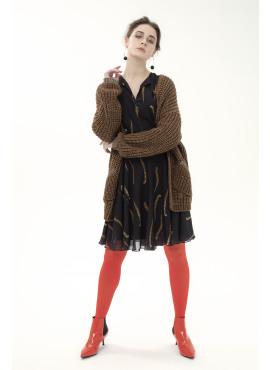 DAME BLANCHE DRESS CORNET