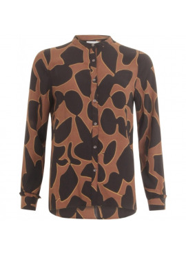 COSTER SHIRT LAVA PRINT