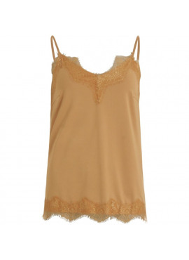 COSTER STRAP TOP LACE