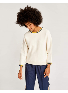 BELLEROSE SWEATER GUIA