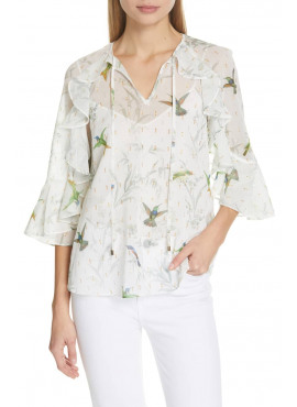 TED BAKER  TOP LASSII NECK TIE