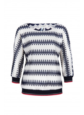 DAME BLANCHE SWEATER TRIXY