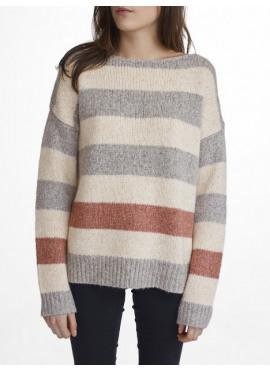 Stripe bateuneck