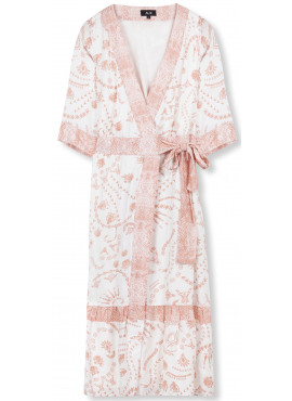 Milou kimono dress