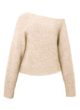 Andrew off shoulder knit