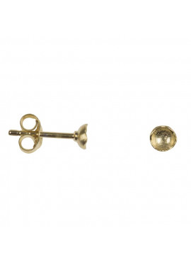 Small coin stud
