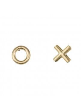 XO stud earring