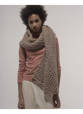 Maxi wrap scarf