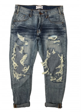 Heartland saints jeans