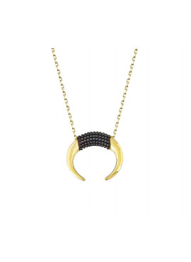 Tusky necklace