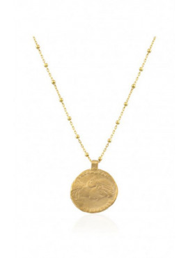 Coin Troy necklace
