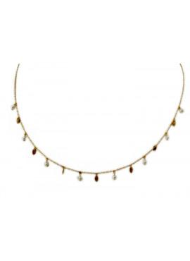 Little leaf necklace