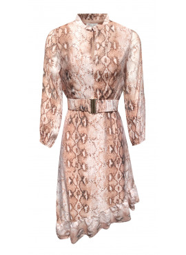 Drake midi dress