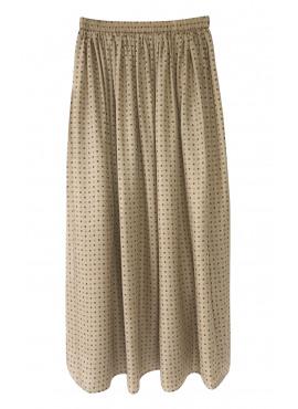 Twirling skirt