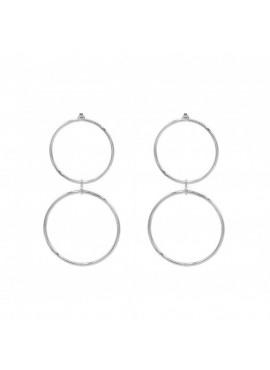 Big circles silver