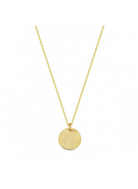 Umay coin necklace