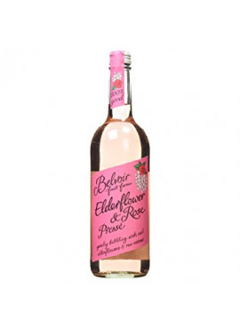 Pressés Elderflower & Rose 75cl