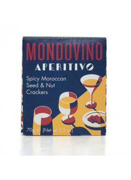 Mondovino spicy moroccan seed & nut