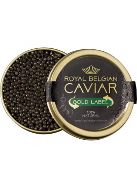 Royal Belgian Caviar Gold Label 30 gr