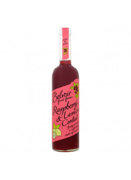 Cordial Raspberry & Lemon 0.5l
