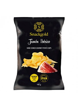 SnackGold Chips Jamon Iberico