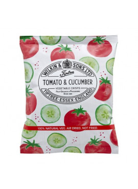 Tiptree tomaat & komkommer chips 14g
