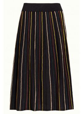 Stripe Skirt Glitter