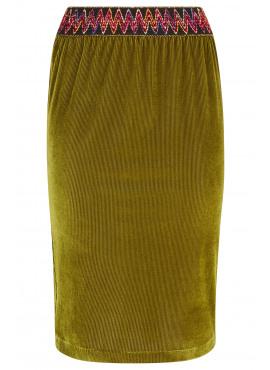 Juwel in the Crown Pencil Skirt