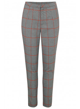 Penny Windowpane Check Slim Fit Trouser