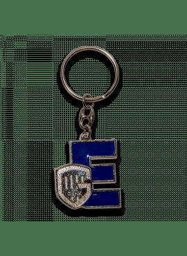 Sleutelhanger - letter E