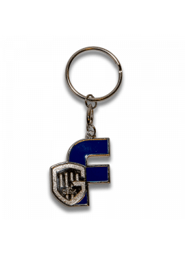 Key chain - letter F