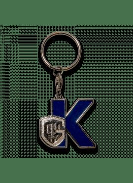 Sleutelhanger - letter K
