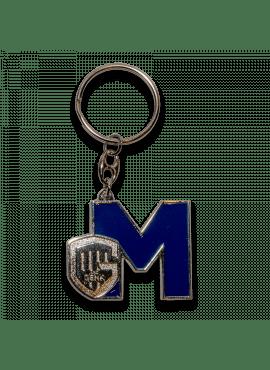 Sleutelhanger - letter M
