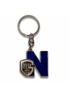 Key chain - letter N