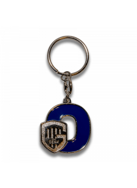 Key chain - letter O