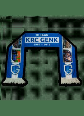 Sjaal - 30j KRC Genk