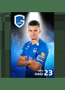 Poster - Hagi
