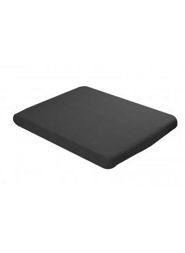 Hoeslaken 60x120cm Zwart