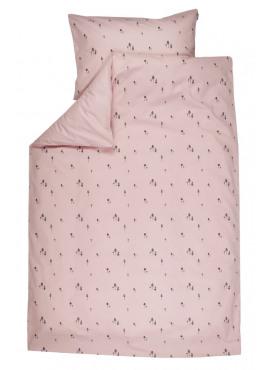 Dekbedovertrek Bed PINK GNOME