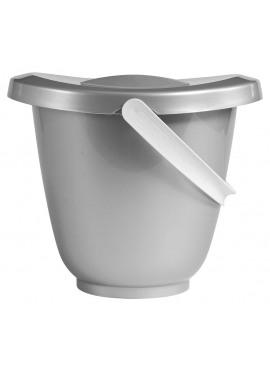 Luieremmer Silver Grey