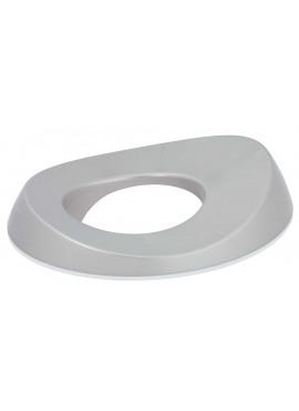 Toiletbril Silver Grey