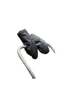 Stroller Mittens Black Edition