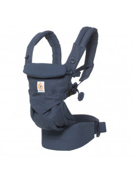 Babydraagzak Omni 360 Midnight Blue