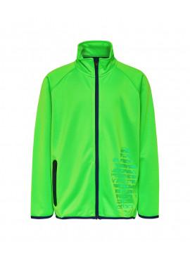 Siam 326 - Sweat Cardigan Green