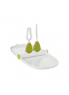 Breast Pump Cleaning Set Green