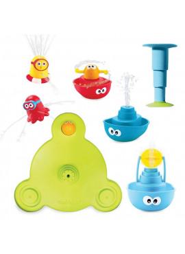 Badspeelgoed Stack'n Spray Tube Fountain