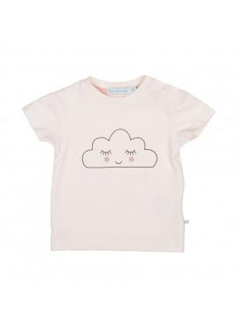 T-Shirt Ecru/Roos
